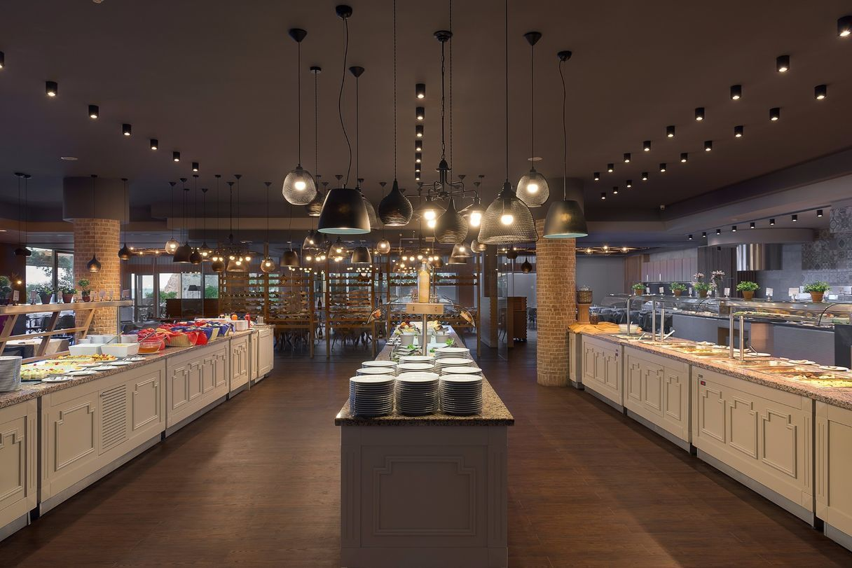 Thalassa_Main_Restaurant_Buffet_Section